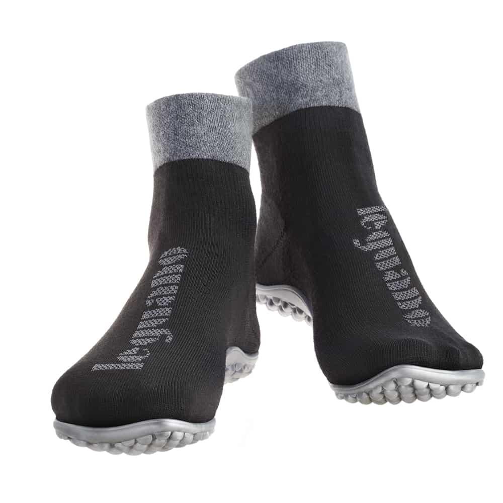 Leguano Barefoot Outdoor Shoes Premium Black
