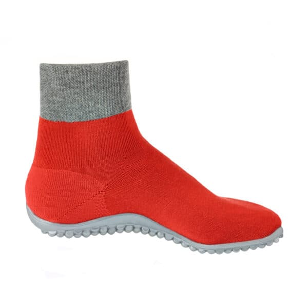 Leguano Red Barefoot Shoes