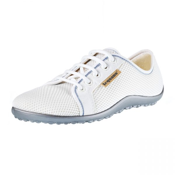 Leguano Barefoot Sneakers White