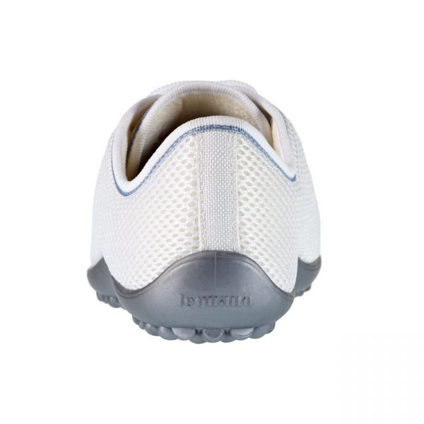 Leguano White Active Barefoot Shoes