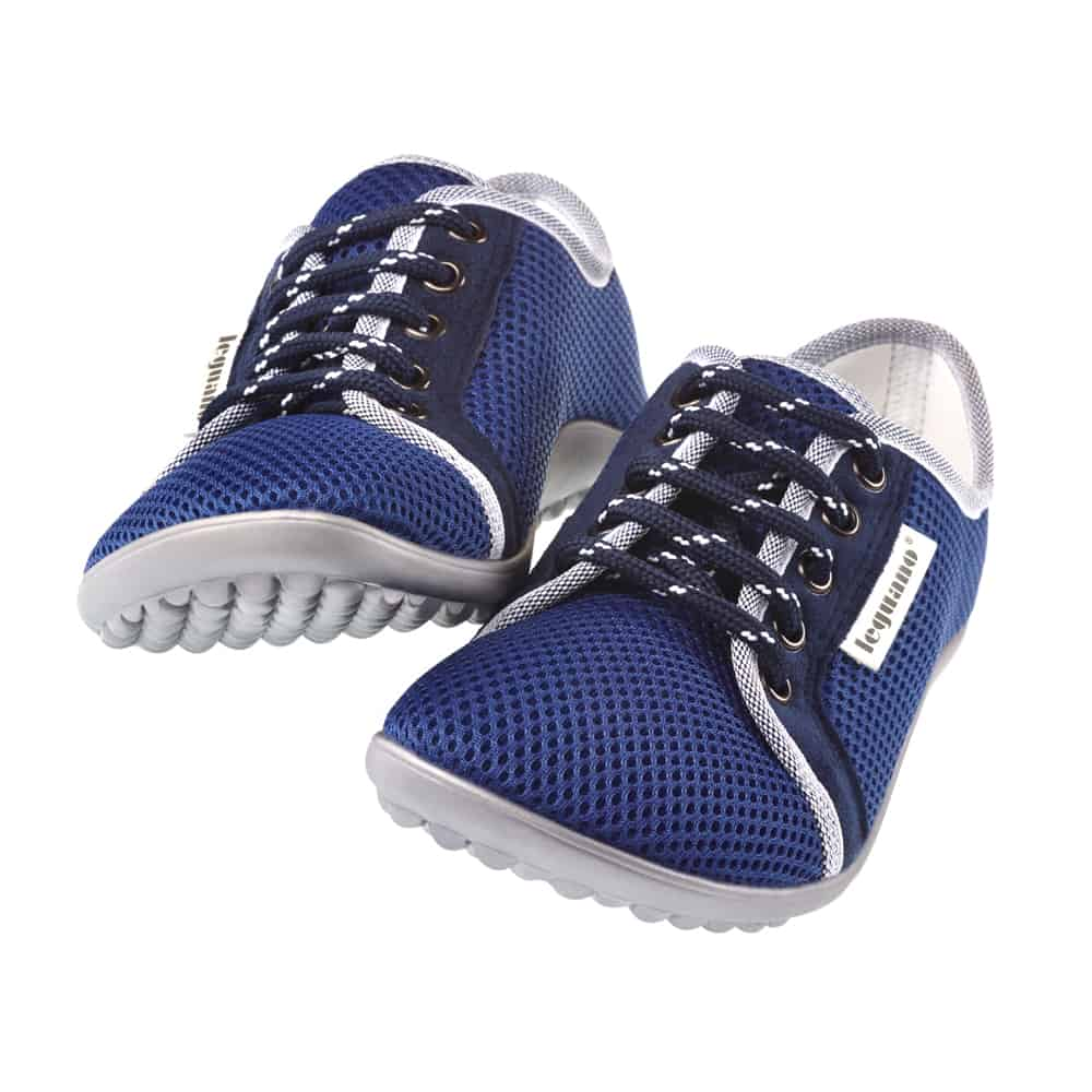 Leguano Ocean Blue Active Barefoot Shoes