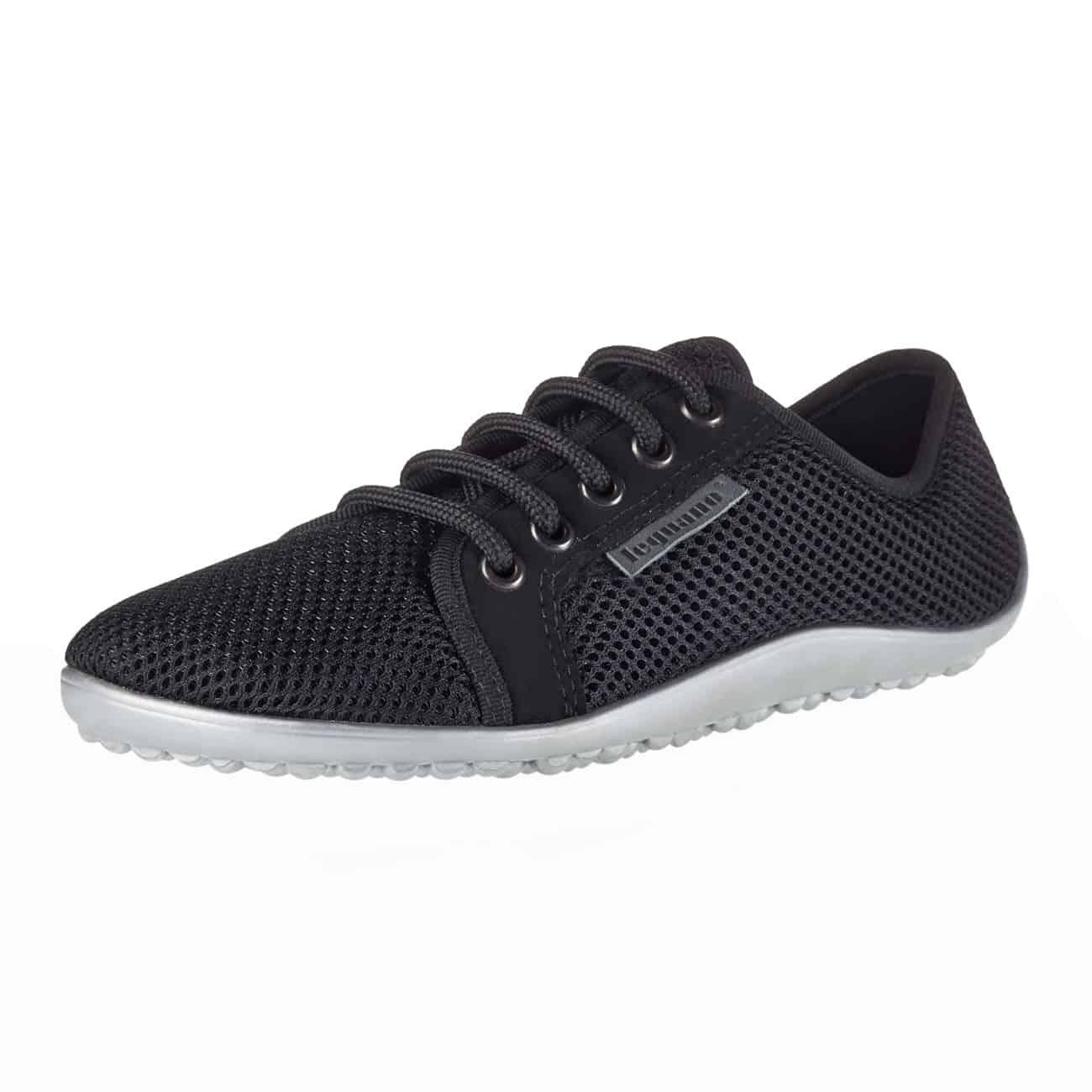 Leguano Black Sneakers