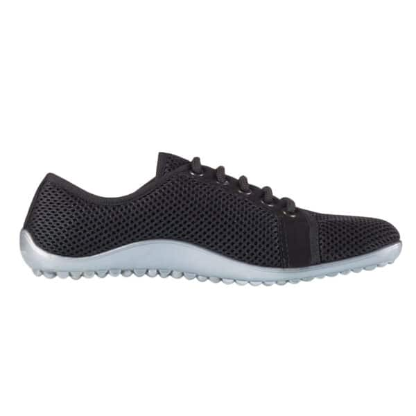 Leguano Black Active Barefoot Shoes