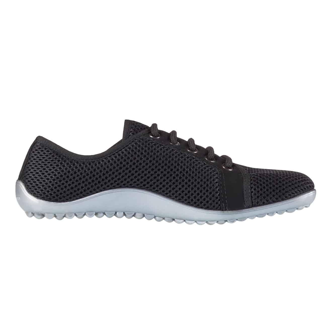 Leguano Black Active Barefoot Shoes