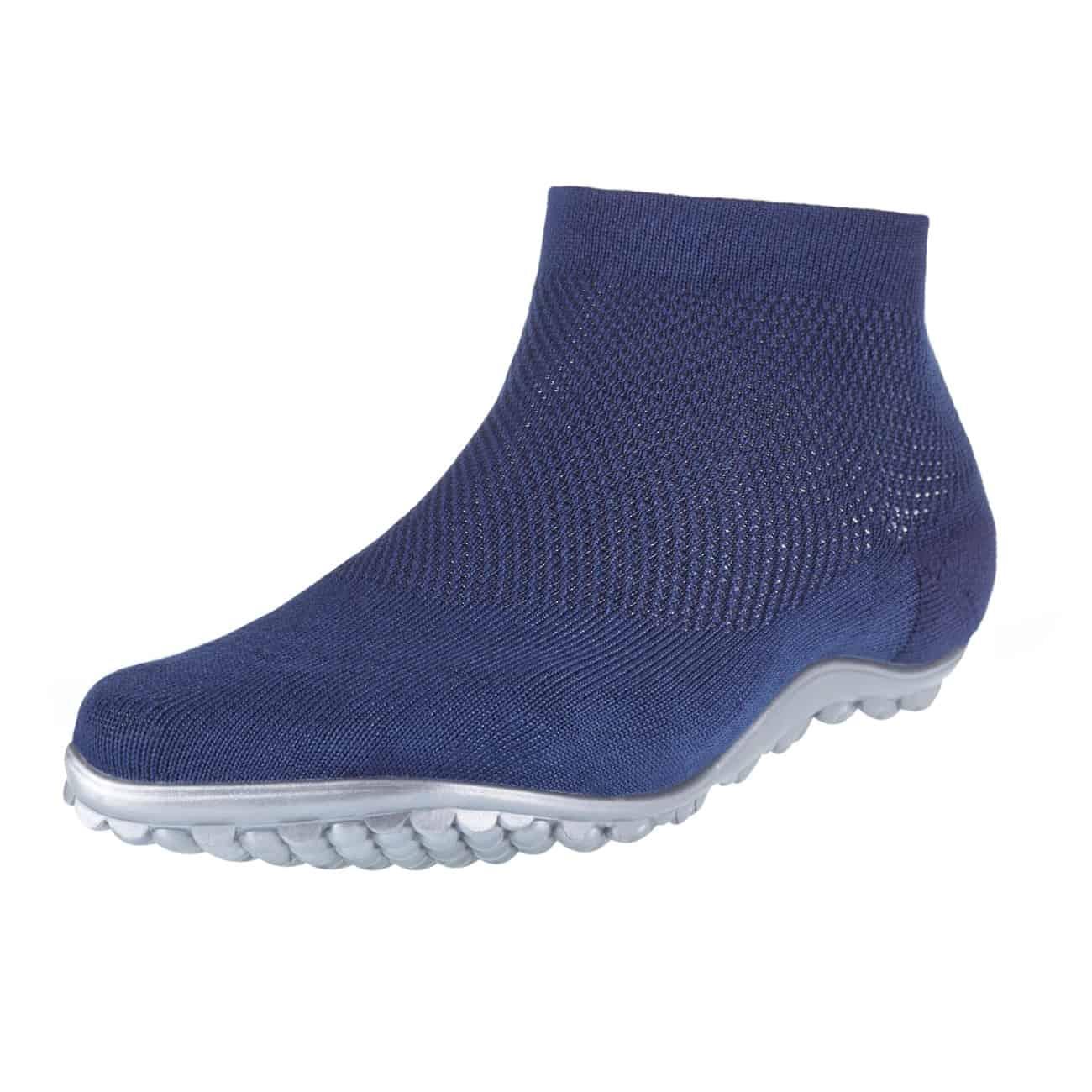 Leguano Blue Barefoot Sneakers
