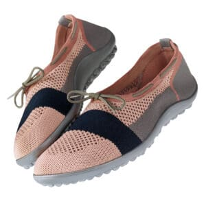 Leguano Barefoot Shoes Rose2