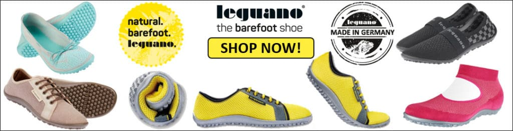Leguano Zero Drop Running Shoes