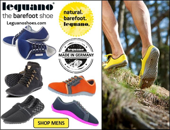 Zero Drop Shoes Leguano North America
