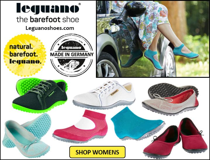 Zero Drop Shoes Leguano North America